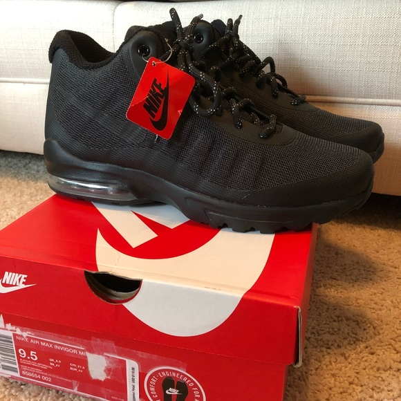 81a92ab3a3 Nike Shoes | Mens Air Max Invigor Water Repellant 95 | Poshmark